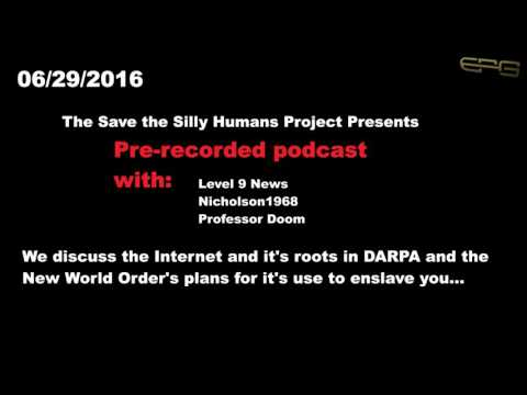 How the internet was designed to enslave you from DAY 1! - ARPANET and its Founders