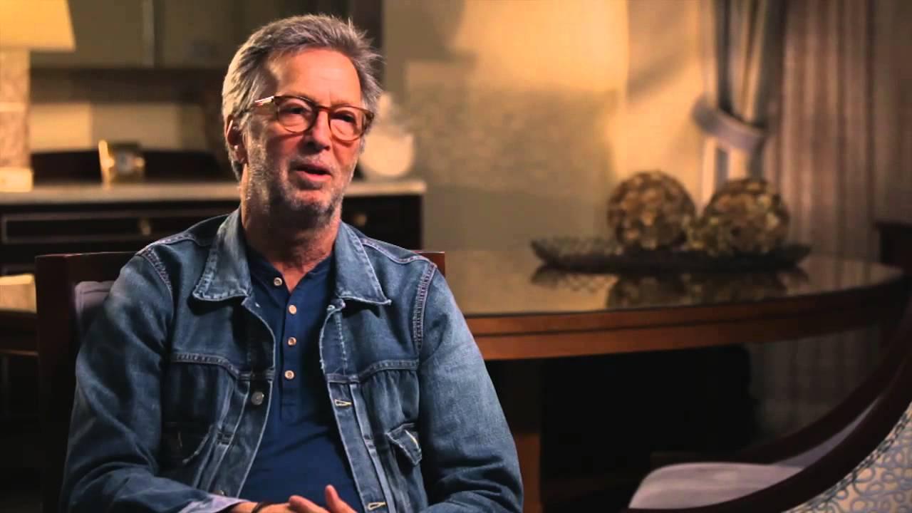 95e667af0603e0 Eric Clapton discusses