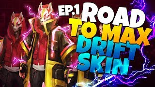 Road To Max Drift Skin: OH YOU POOR DEFAULT! EP.1 - France Fortnite Bataille Royale