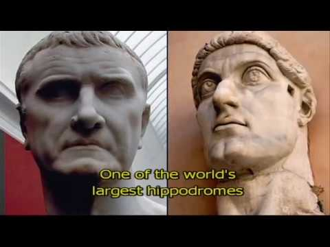 ''The Roads of the Roman Emperors''