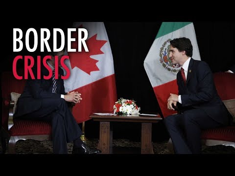 Mexican nationals tied to crime jump under Trudeau