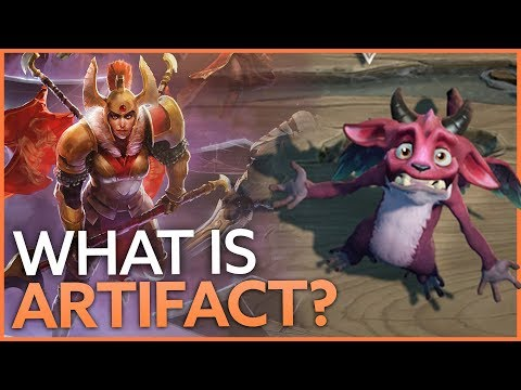 Valve talk Artifact: release date, tournaments, and Source 2