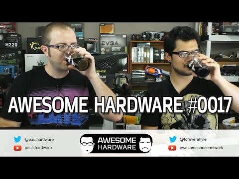 Awesome Hardware #0017B - AMD Fury GPUs Revealed
