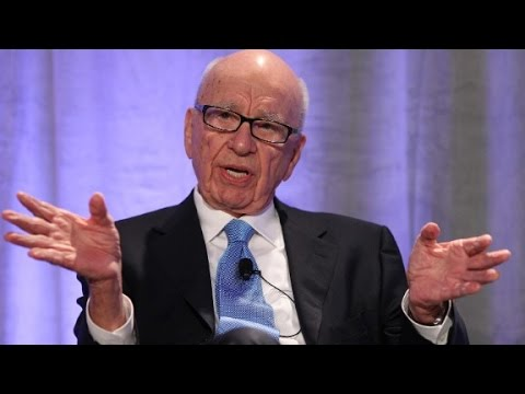 Rupert Murdoch in 90 Seconds