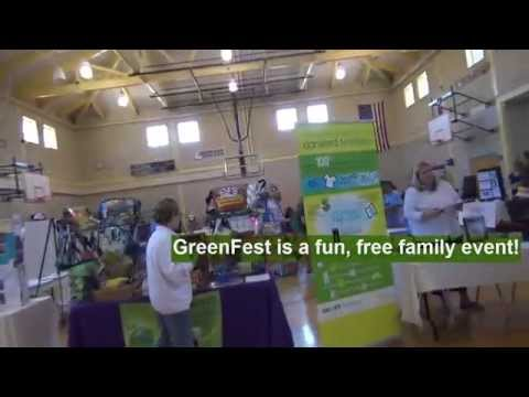 GreenFest 2014 May 3rd, 2014 (9am to 1pm) @ The Captain Samuel Brown School