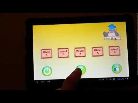 Sopa de letras rápida para Android
