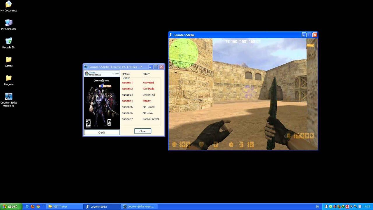 download counter strike xtreme v6 full version