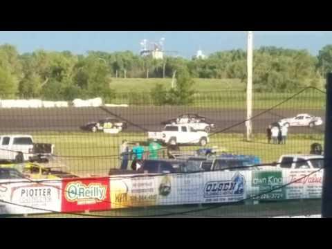 Dustin Virkus @ Fiesta City Speedway- Heat 6.16.17