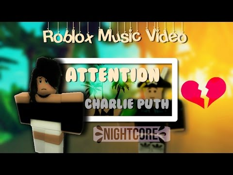 ~Attention~Roblox Music Video