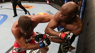 Every Anderson Silva Finish
