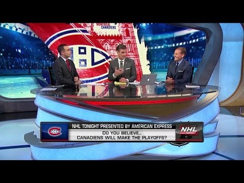 NHL Tonight:  Do you believe?  Do you believe these teams will make the playoffs?  Nov 20,  2018