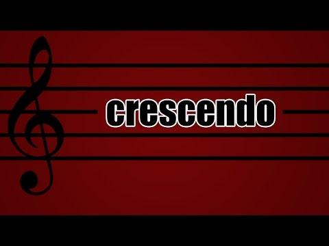 Crescendo - De la Musique et Des Mots