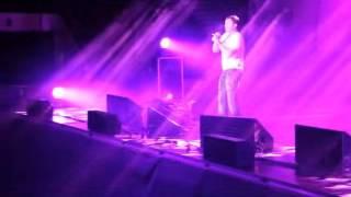 Выступление Бориса Рожанского на концерте Юрия Шатунова в Иркутске