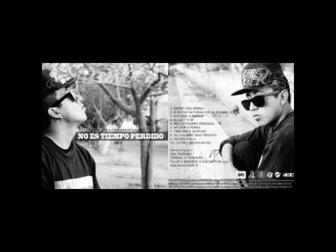 NO ES TIEMPO PERDIDO cd completo SEVEN-KLAS 2014-2015