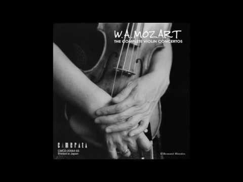 中澤きみ子 モーツァルト ヴァイオリン協奏曲 第2番 ニ長調 第1楽章〜第2楽章
