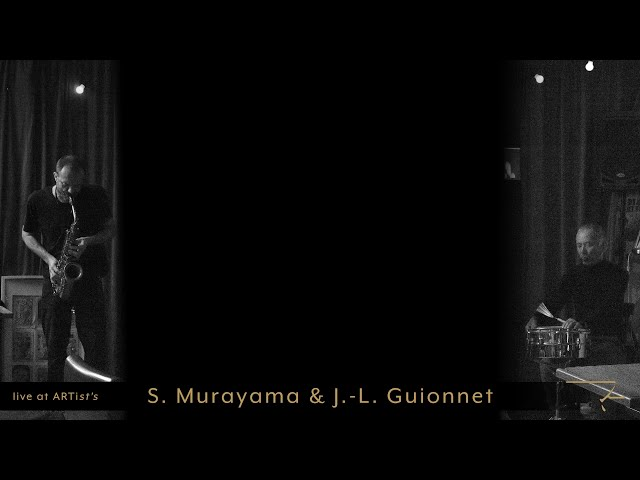 Seijiro Murayama & Jean-Luc Guionnet @ !nterpenetration 2.0.1