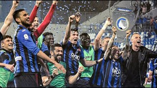 Atalanta in Champions League - Serie A 2018/19
