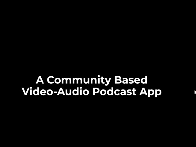PodRoom; The Chatroom for The Podcast Community.