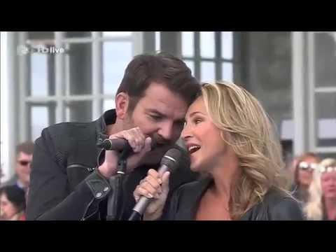 Caroline Beil & Oliver Lukas - Seelenverwandt - Fernsehgarten -  06.09.2015