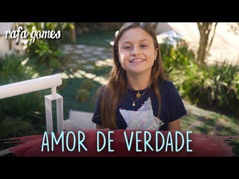 AMOR DE VERDADE Mc Rita ft Mc Kekel  Cover - RAFA GOMES