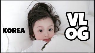 Наша жизнь в Корее/ VLOG/ Шопинг/ Больница/ Готовка