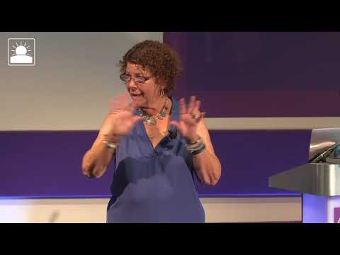 Dr Margaret Wheatley – Who do we choose to be?
