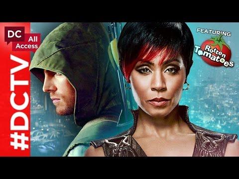 Exclusive Gotham Clip + Flash & Arrow - #DCTV