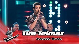 Salvador Simão - Supermarket Flowers | Tira-Teimas | The Voice Portugal