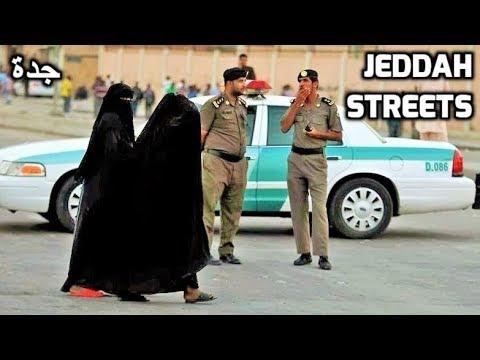 Driving in Jeddah Saudi Arabia Street Scenes Umrah Hajj 2018 Travel جدة السعودية