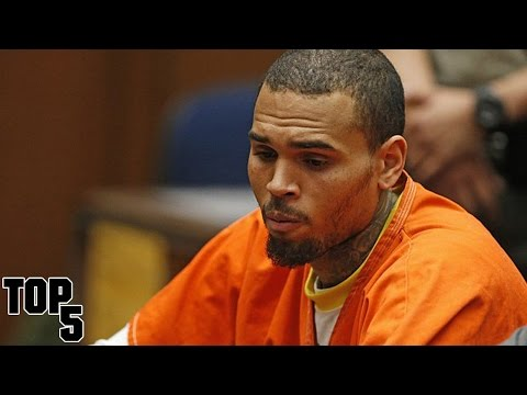Top 5 Shocking Chris Brown Moments