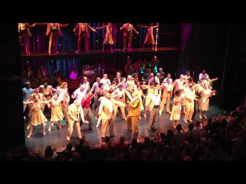 MEMPHIS the Musical - Last minute on Broadway