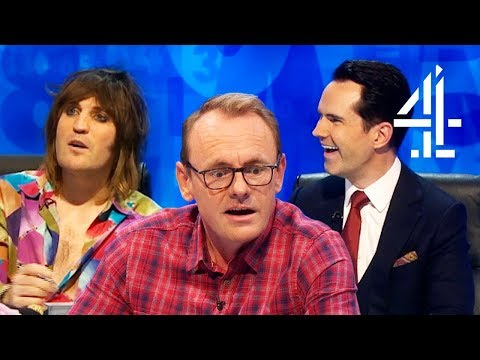 Sean Lock TRIES & FAILS To Cheat At Countdown!  8 Out of 10 Cats Does Countdown  Best of Sean Pt 9