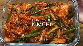 numesti svorio kimchi)