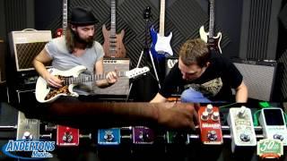 TC Electronic Mini Pedals - Huge Sound! - Tiny Pedal!