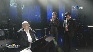 Horia Moculescu, Randi şi UDDI - Vagabondul vieţii mele (Finala Eurovision România 2016)
