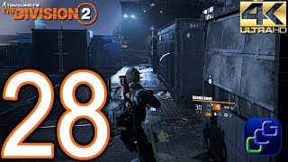 Tom Clancy's The Division 2 PC 4K Walkthrough - Part 28 - World Tier 2 - Tier 3