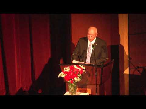 Letter from the Universal House of Justice Read by Richard Reid; 10 22 17; E Grand Rapids HS
