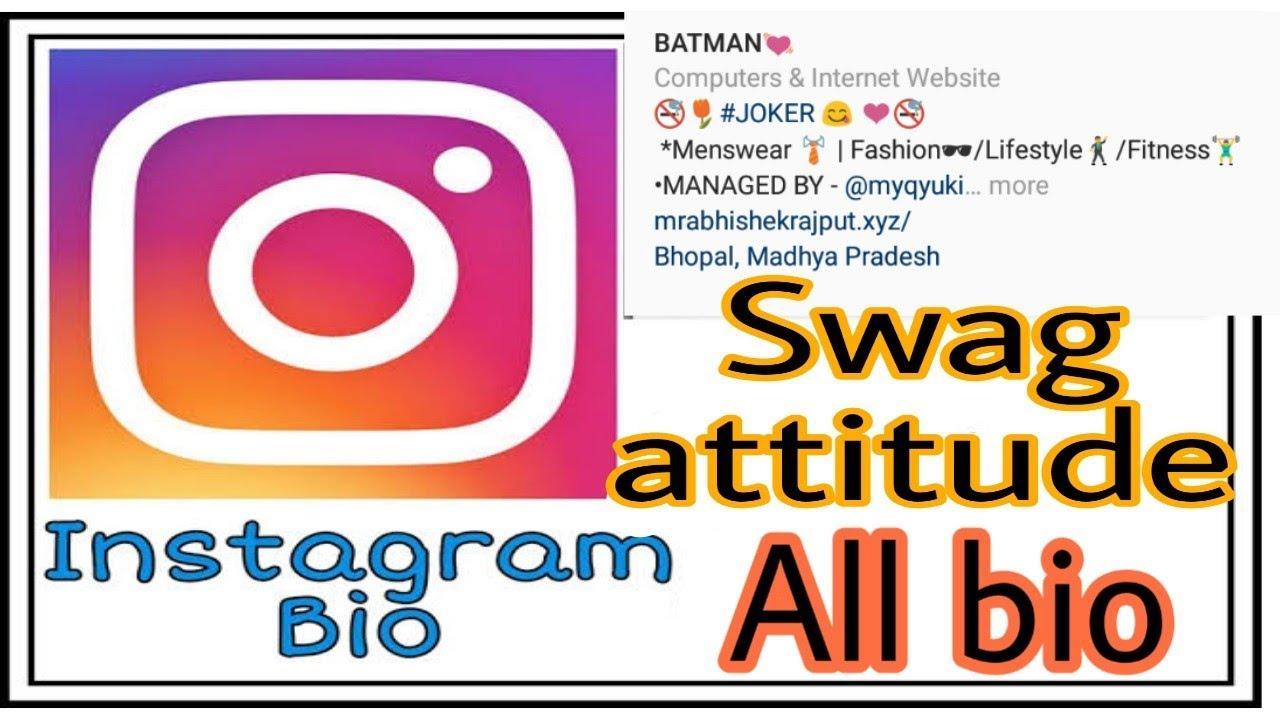Instagram Bio Trick 2020 Instagram Proffesional Bio Girls And Boys How To Create Insta Bio A4abhi Youtube