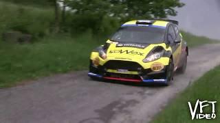 ORSÁK RALLYSPORT - test před Rally Český Krumlov 16.5.2018 VFT