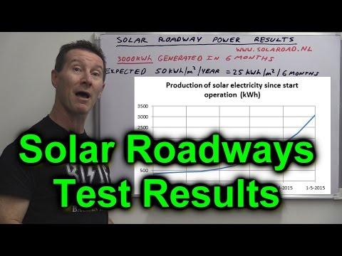 EEVblog #743 - Solar Roadways Test Results