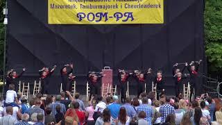 """Piruecik Sejny POM-PA 2017 show """"Kominiarze"""""""