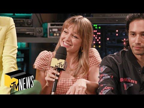 'Supergirl' Cast Talks 5th Season Drama & Teases New Suit   MTV News