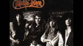 White Lion - Deep In Love With You