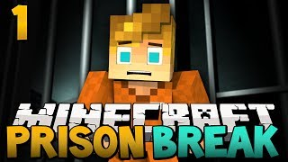 "Minecraft Prison Break: ""Welcome to Prison!"" (Minecraft Jail Break) Episode 1!"