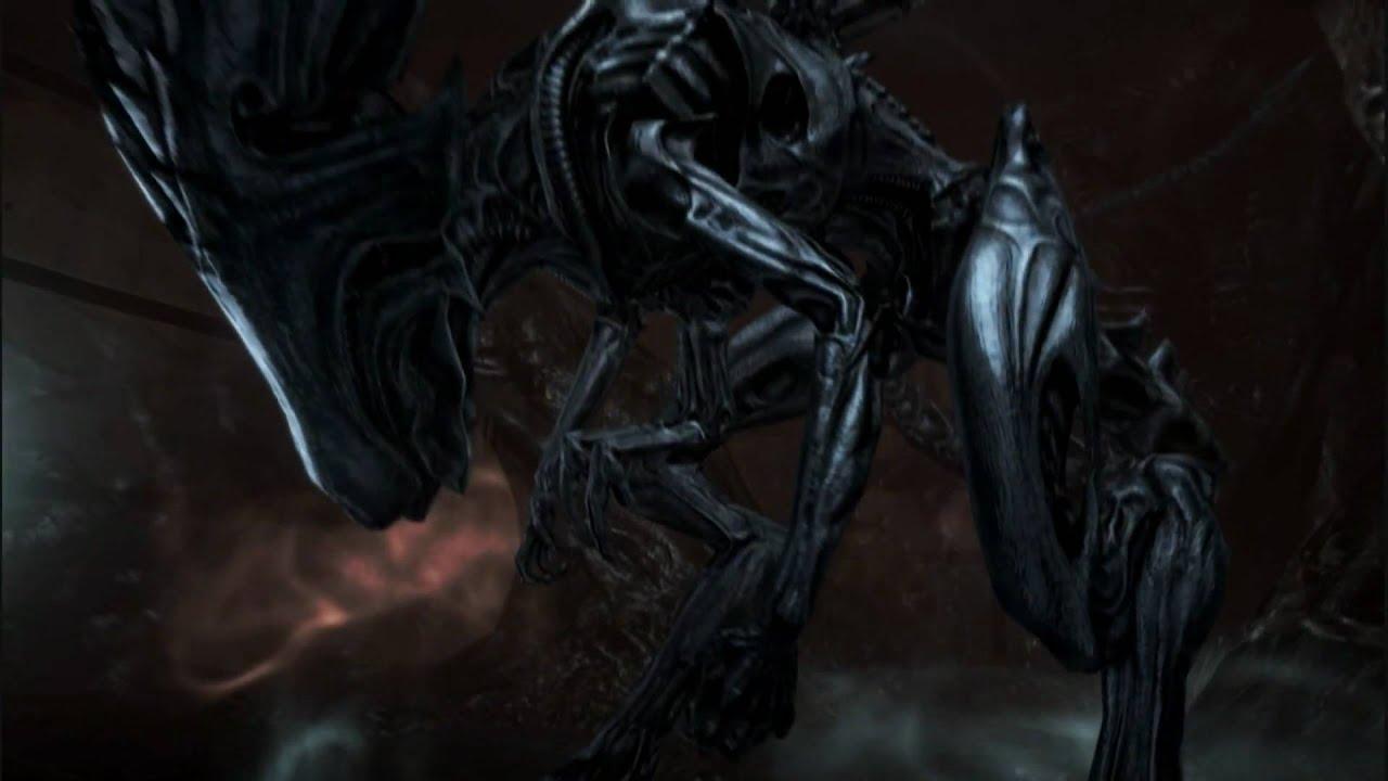 Alien from 3 porn