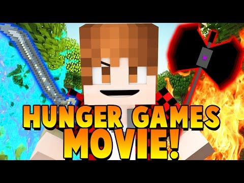 Minecraft Hunger Games - Movie Length Episode!