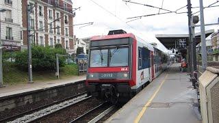 [Paris] Z6400+VB2N+Z20500 - La Garenne Colombes (Ligne L+J Transilien)