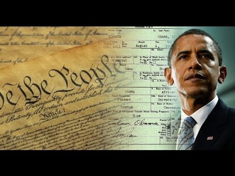Is President Obama Guilty Of Identity Fraud, Forgery & Multi