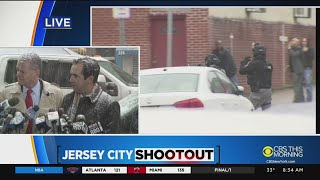 Jersey City Mayor, Public Safety Chief Say Kosher Market Was Targeted In Attack