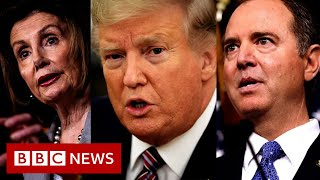 Trump could be impeached: how did we get here?